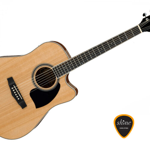Ibanez V72 Electro Acoustic Guitar Instrument Rental